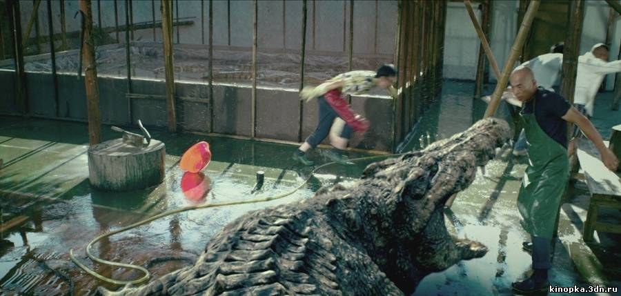 Крокодил на миллион долларов